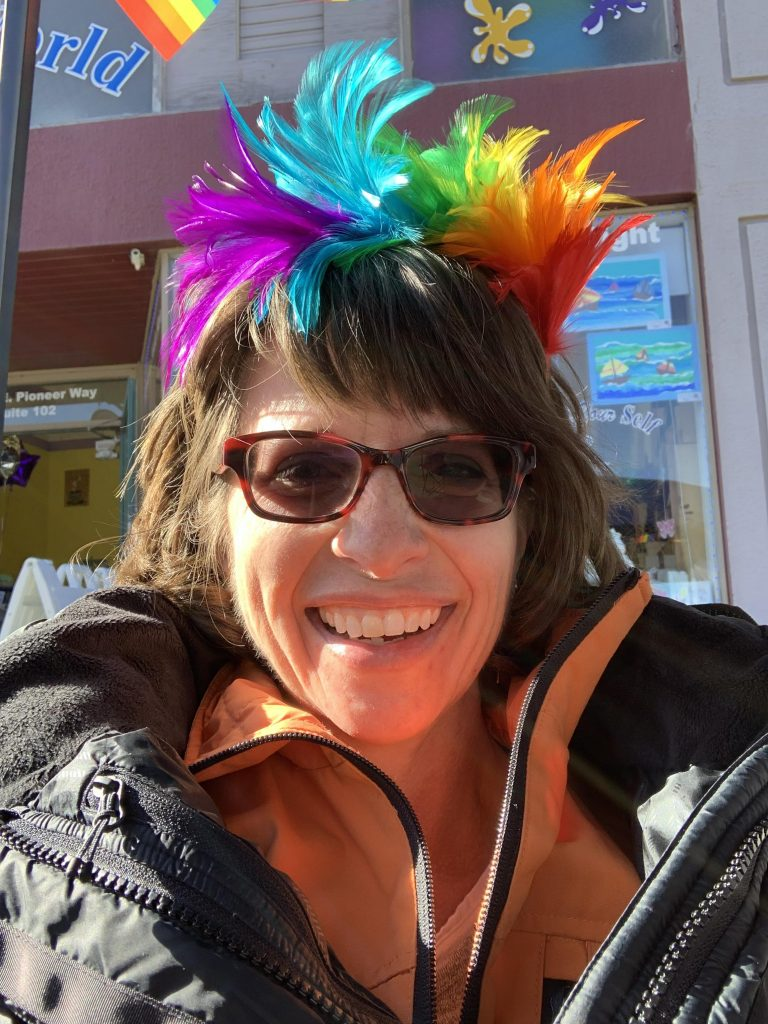 Anita Johnston realtor, NAGLREP, Whidbey Island Pride, Holland Happening