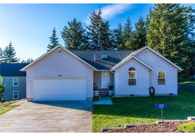 102 NE Faris Street, Coupeville, Washington, SOld, Whidbey island, Anita Johnston